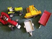 Britains Toy Tractors