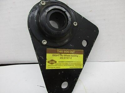 Nos Gandy Farm Equipment Right Hand Ro Axle Wheel Bearing 26-0727-2