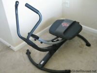 Pro form ab-glider exercise machine
