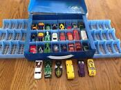 Vintage Hot Wheels Case