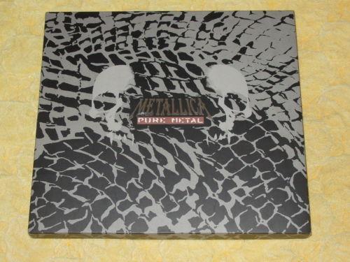 Metallica Box Ebay