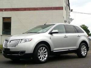 2011 Lincoln MKX Premium AWD with super low 68000 KM