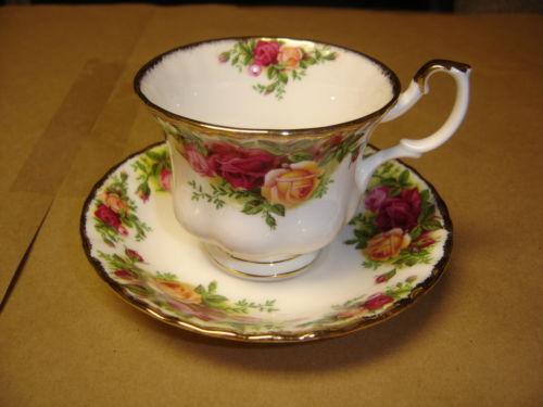 Bone China Tea Cups England Ebay