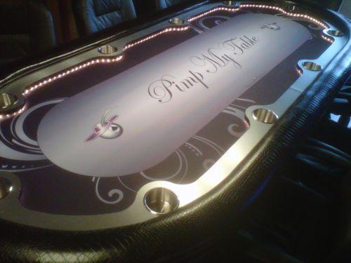 Custom Poker Table Ebay