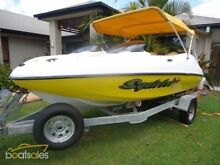 Seadoo Speedster 1999 twin engine jet boat ski boat Trinity Park Cairns Area Preview