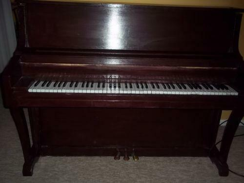 Vintage Upright Piano Ebay