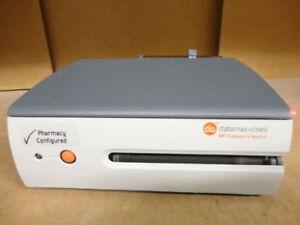 Datamax Markpoint COMPACT 4 200Dpi Thermal Printer RJ45 + USB - Baarle Nassau, Nederland - Staat: Tweedehands : Een object dat al eerder is gebruikt. Het object kan tekenen van cosmetische slijtage vertonen, maar werkt naar behoren. Dit object kan een showroommodel zijn of een object dat aan de verkoper geretourneerd  - Baarle Nassau, Nederland