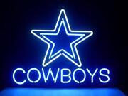 Dallas Cowboys Neon Light