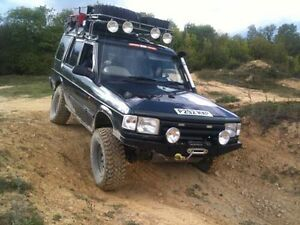 Wanted! Land Rover Discovery TDi