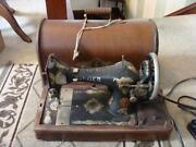Singer Sewing Machine Case