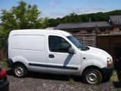 Breaking Kangoo Van