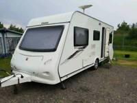 Elddis Xplore 556 6 Berth Touring 11 Caravan White