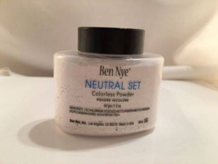 Ben Nye Neutral Set Powder 42g Authentic Luxury Face Makeup NEW