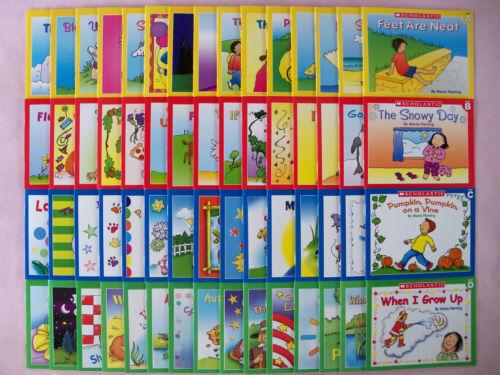 Childrens Kids Books Lot 60 Early Beginning Readers Kindergarten First Grade