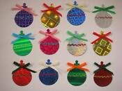 Handmade Christmas Card Toppers
