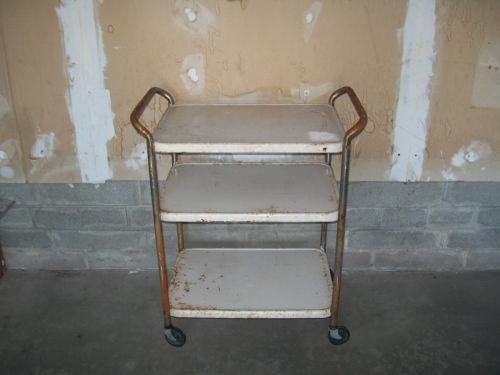 Vintage Utility Cart Ebay