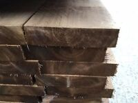 Brown Treated Timber 8x2 in 5m lengths
