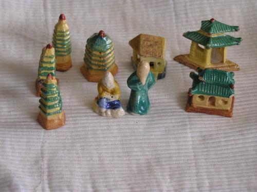 Miniature japanese garden ebay - Zen garten miniatur set ...