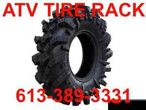 Intimidator 26.5x10x14 Canada All-Terrain Tire ATV TIRE RACK Kingston Kingston Area image 1