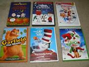 Charlie Brown DVD Lot