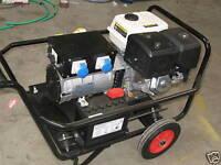 Diesel Generator 6.5 K.V.A. N.I.E. Approved Winter Back-up