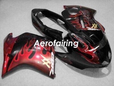 AF Fairing Injection Body Kit for Honda CBR1100XX Blackbird 1996-2007 PAB
