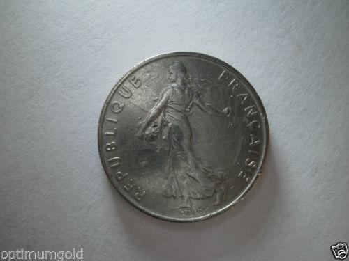 1 Franc 1975 Ebay