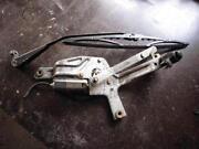 Heckwischermotor T4