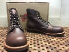 Red Wing Iron Ranger Brown Men's Ranger Boots