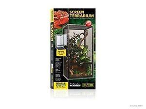 015561226776 Pt2677 Hagen Exo Terra Screen Terrarium Small X Tall