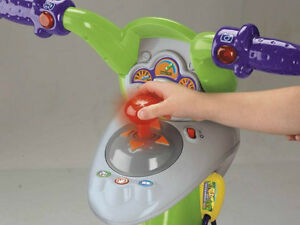 Fisher Price Smart Cycle Racer & Learning Games TV System London Ontario image 2
