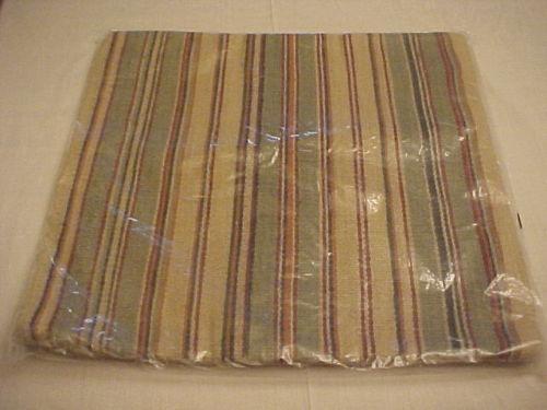 pottery barn stripe pillow cover ebay. Black Bedroom Furniture Sets. Home Design Ideas