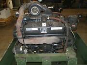 V8 Diesel Engine