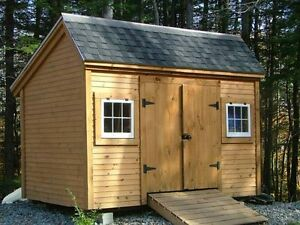 Shingles and Installation Available for a Shed/Gazebo