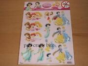 Disney Decoupage Sheet