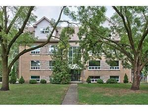 Spacious 2 bed Central Burlington New renovations.