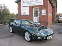 TASKER AND LACY ARE INDEPENDENT SPECIALISTS IN JAGUAR AND DAIMLER VEHICLES