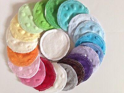 Reusable Organic  Cotton Rounds Toner Pad Facial Rounds Makeup Remover Pads