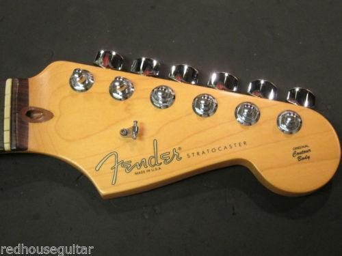 Fender Stratocaster Neck >> Fender Stratocaster Neck Usa Ebay