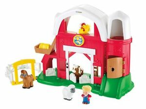 Little People fun sounds farm-ferme Little People sonore
