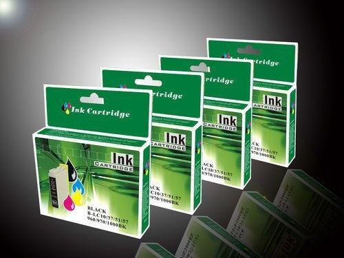 4 x Compatible HP #934XL BK,  #935XL C/M/Y, OfficeJet Pro 6830, 6230 W/chip