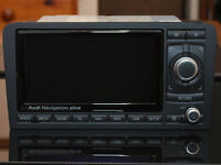 AUDI A3 - S3 RNS SAT NAV SYSTEM (2011)