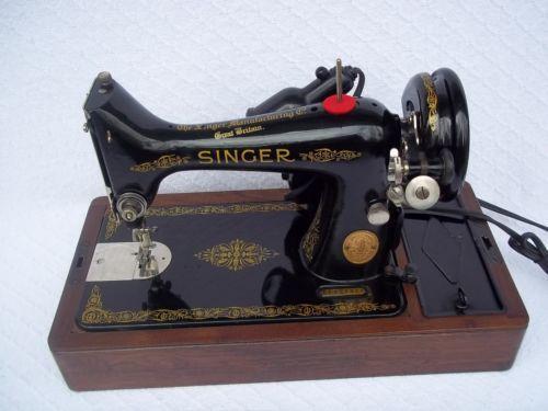 Singer 40 Machines EBay Magnificent 1955 Singer Sewing Machine Value