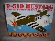 Metal Toy Airplane