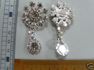 METAL RHINESTONE BROOCH PIN FOR SALE PRICE](Pins For Sale)