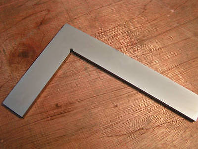 Flat Precision Engineers Square - 200x130mm
