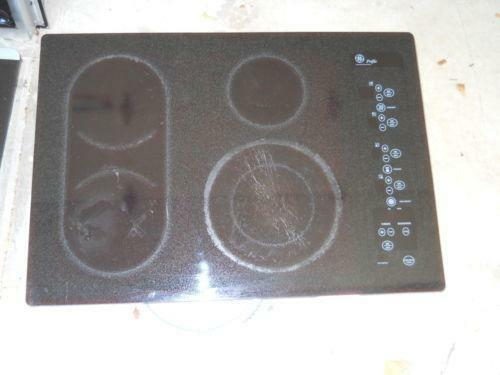 Ge 30 Electric Cooktop Ebay