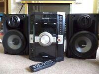 panasonic system brand new condition £50