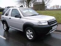 LAND ROVER FREELANDER TD4 KALAHARI 2003 Diesel Manual in Silver (silver) 2003
