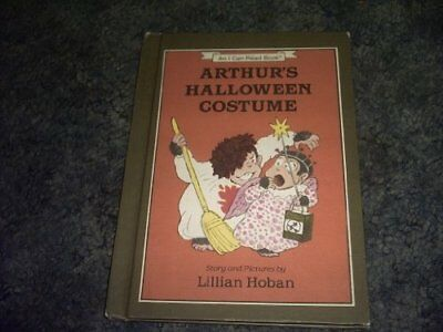 B007UGFSAY Arthurs Halloween Costume Book (AN I CAN READ BOOK) - Arthur Read Halloween Costume